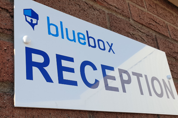 Bluebox Reception