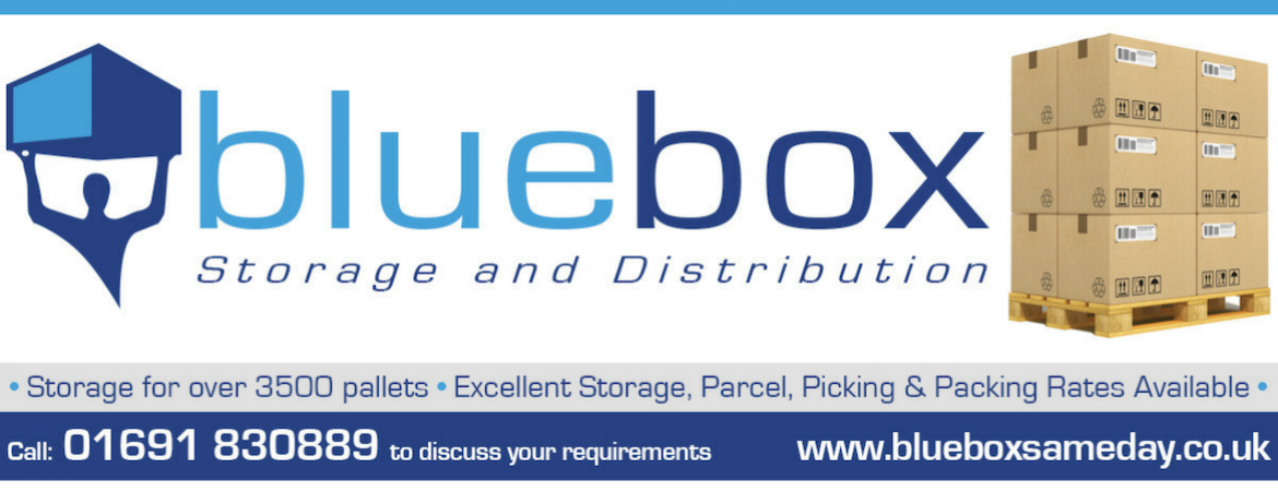 Bluebox Storage Banner